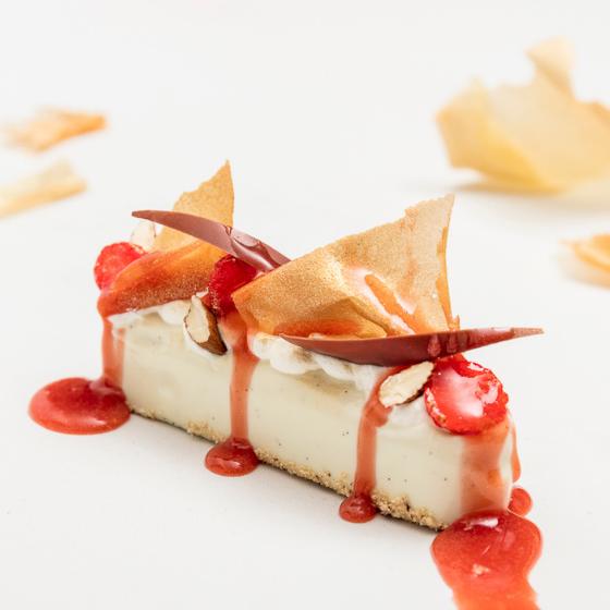Johanna Le Pape - création - cheesecake