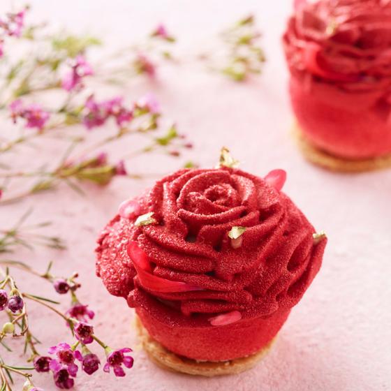 Johanna Le Pape - création - rose sakura