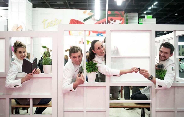 Johanna Le Pape ISM Barry Callebaut