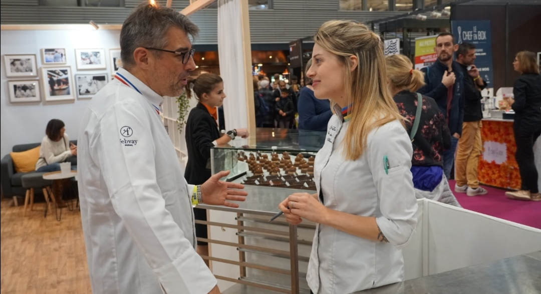 Johanna Le Pape - Salon du Chocolat 2019