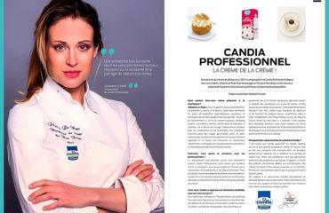 Johanna Le Pape - Candia Professionnal