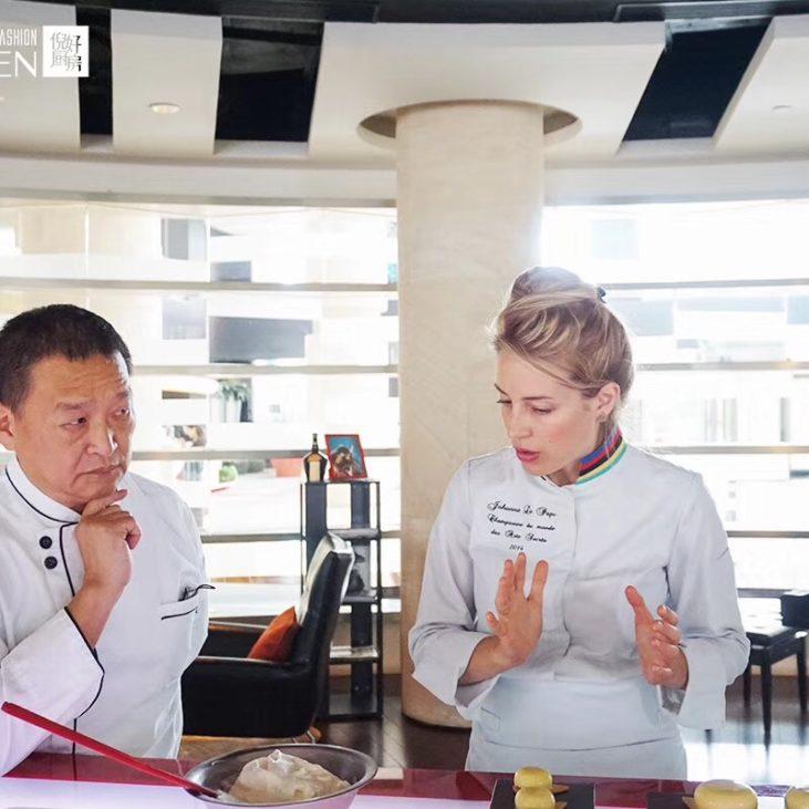 Masterclass Nihao Kitchen Johanna Le Pape Xiamen Chine
