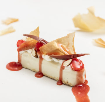 Johanna Le Pape Création Cheesecake