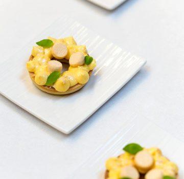 Johanna Le Pape Création Tartelette Citron