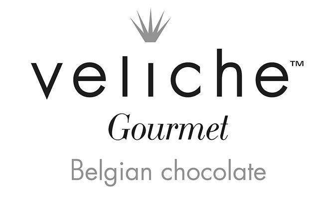 Veliche Gourmet logo noir et blanc