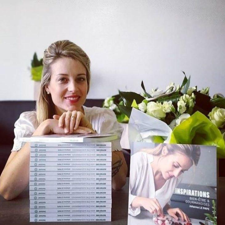 création livre de recette beautysané