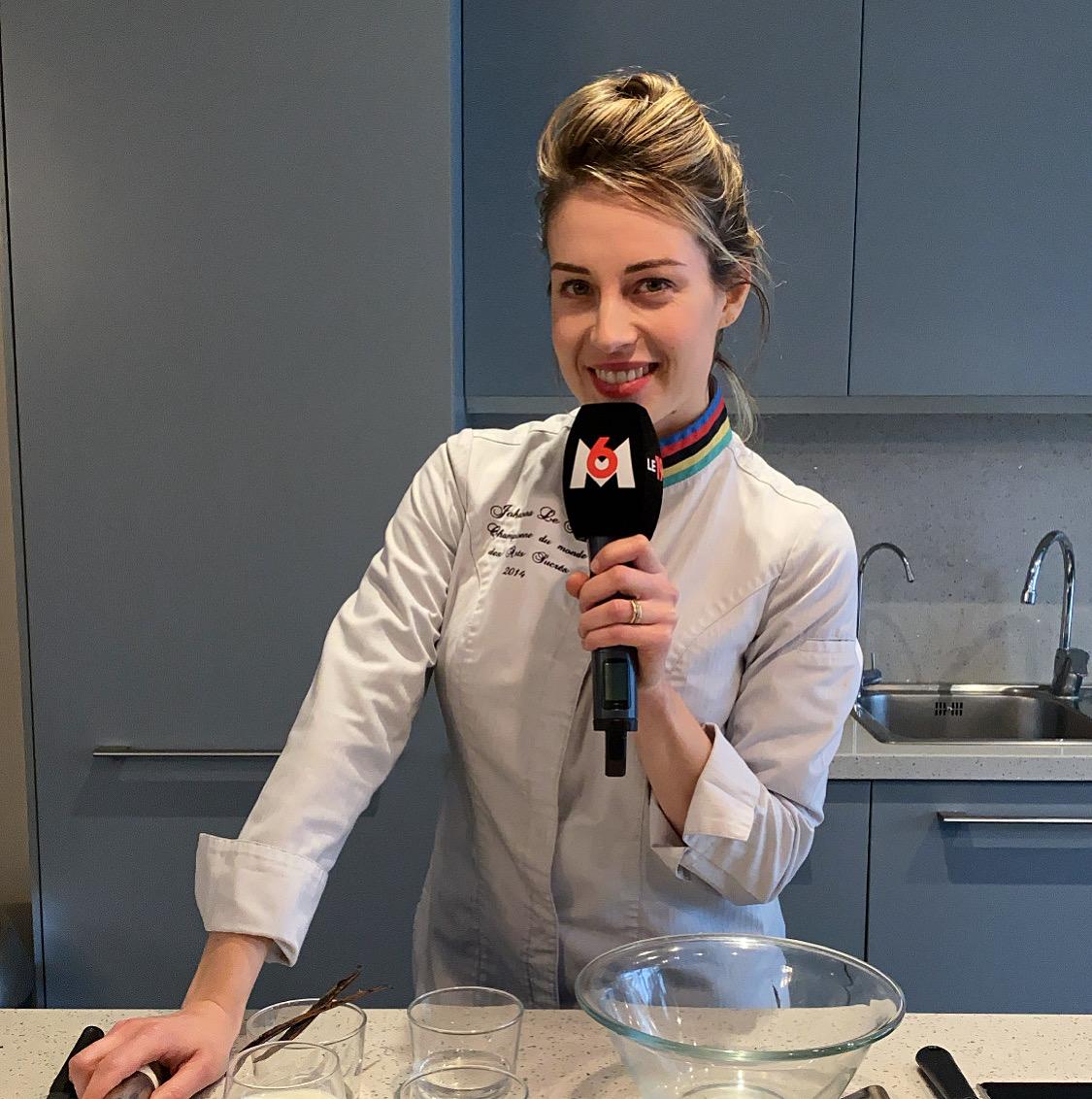 Johanna Le Pape M6 info