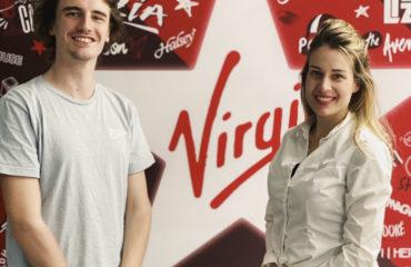 Johanna Le Pape Virgin Radio