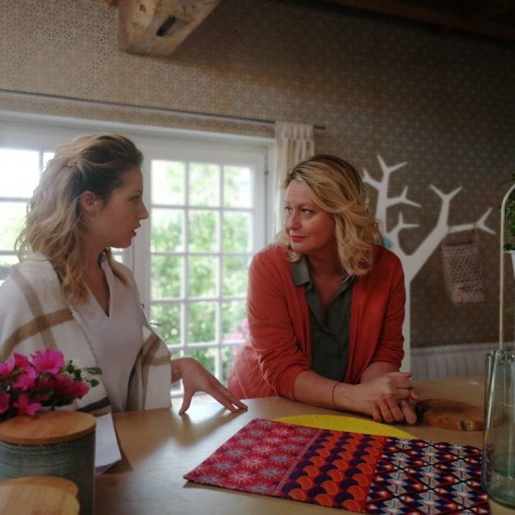 Luana Belmondo et Johanna Le Pape My cuisine TV