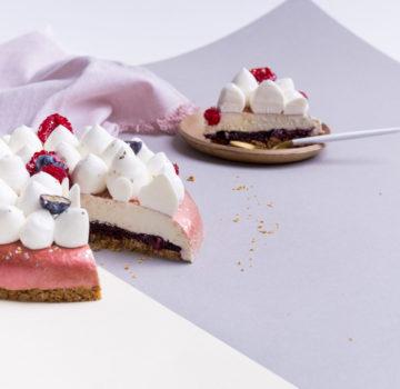 Pâtisserie healthy du mois Johanna Le Pape