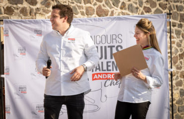 JOHANNA LE PAPE ANDROS CONCOURS